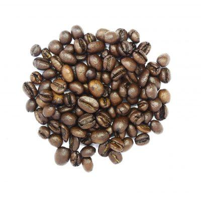 Bild på kaffebönorna Apelsin Choklad