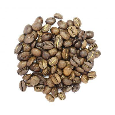 Bild på kaffebönorna Båt Blandning