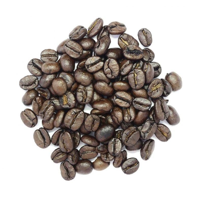 Bild på kaffebönorna Bourbon Jungle