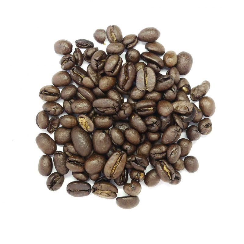 Bild på kaffebönorna Creme