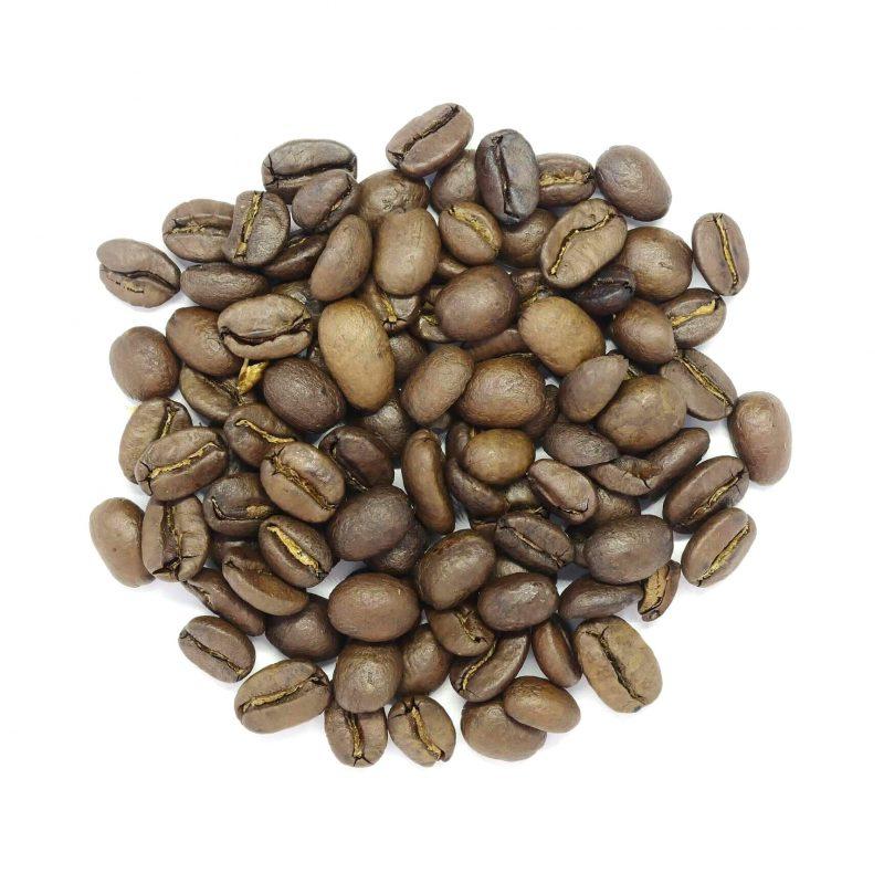 Bild på kaffebönorna Eguale