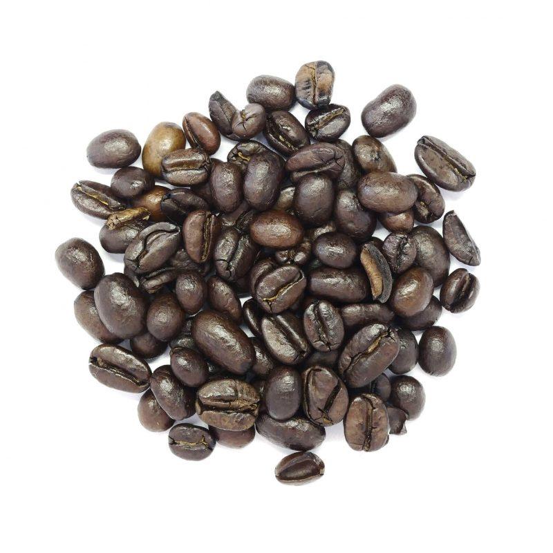Bild på kaffebönorna Espresso Forte
