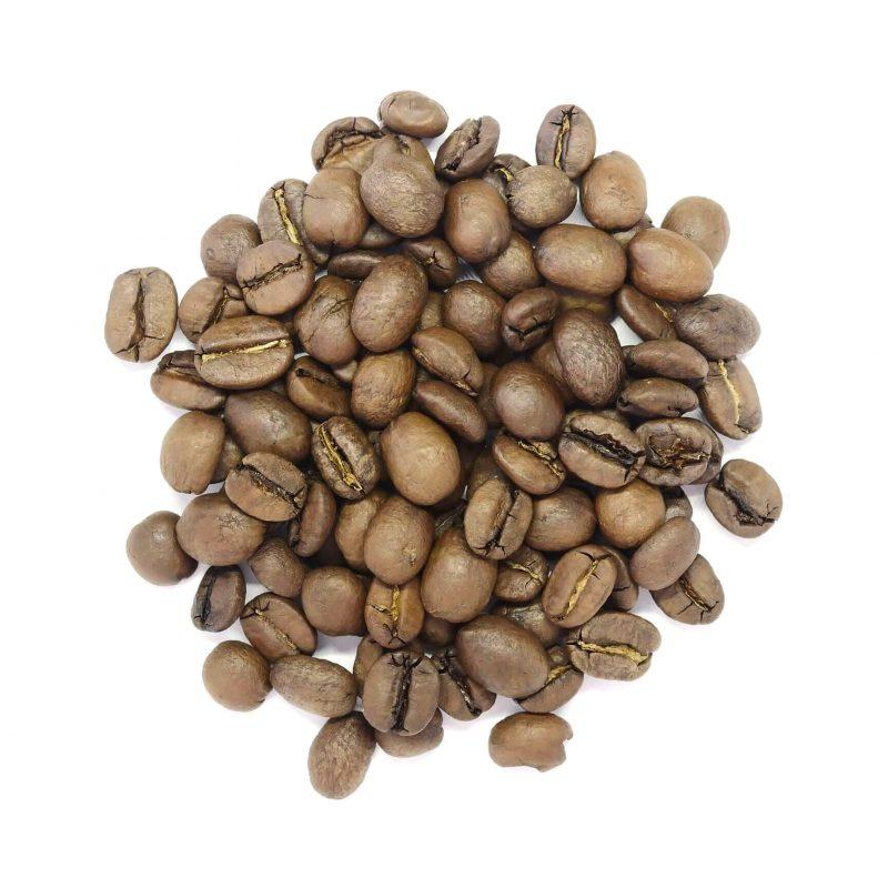 Bild på kaffebönorna Java