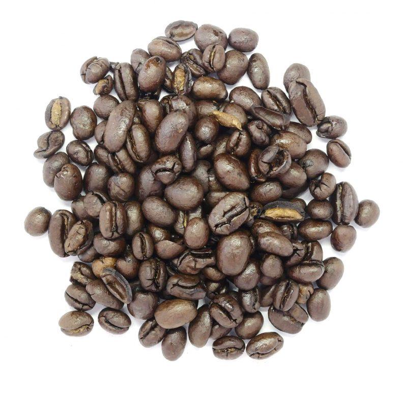 Bild på kaffebönorna Kaldi