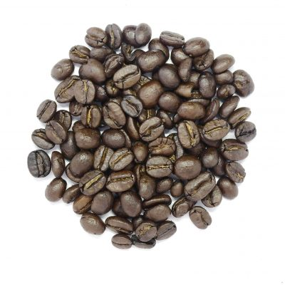 Bild på kaffebönorna Kasenga