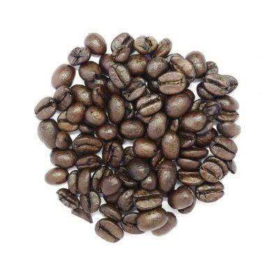 Bild på kaffebönorna La Bomba