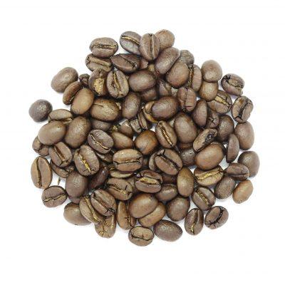 Bild på kaffebönorna Malabar