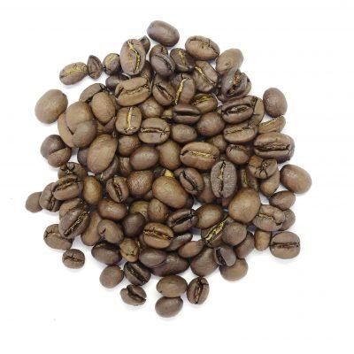 Bild på kaffebönorna Pappas Blandning