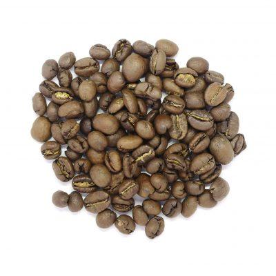 Bild på kaffebönorna Santos
