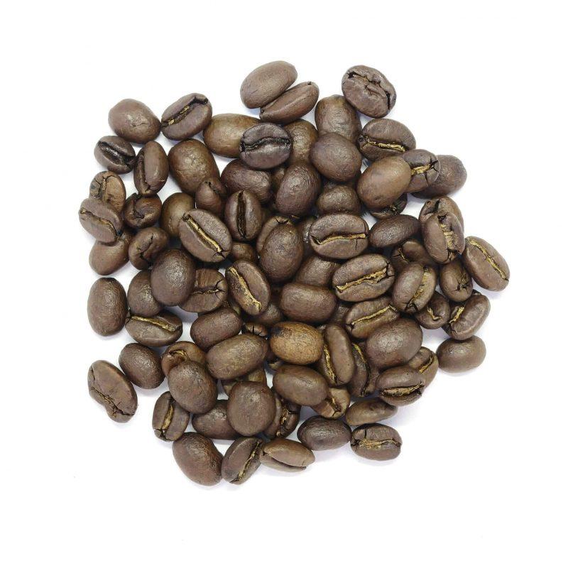 Bild på kaffebönorna Suave