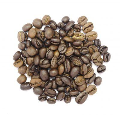 Bild på kaffebönorna Systrarnas Blandning