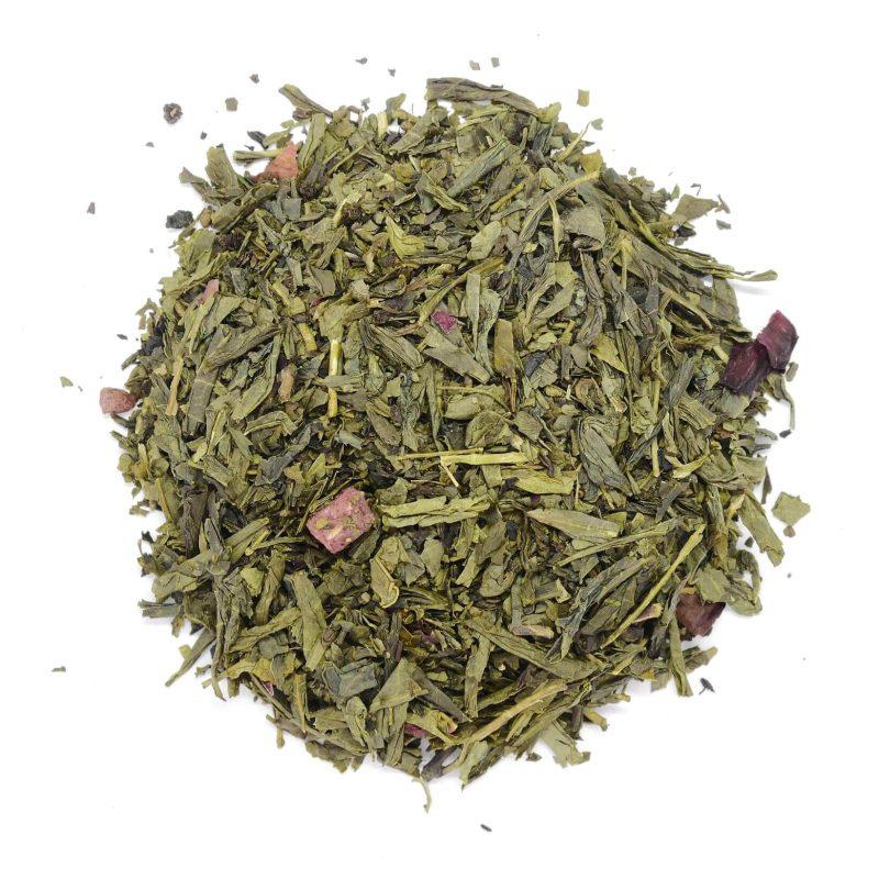 Bild på te Farmors Blåbärspaj