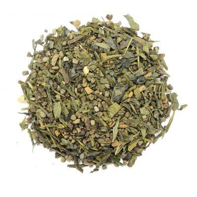 Bild på te Grön Chai