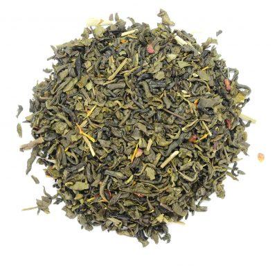 Bild på te Grönt & Skönt