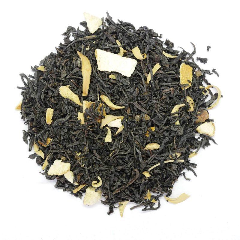 Bild på te Krydd