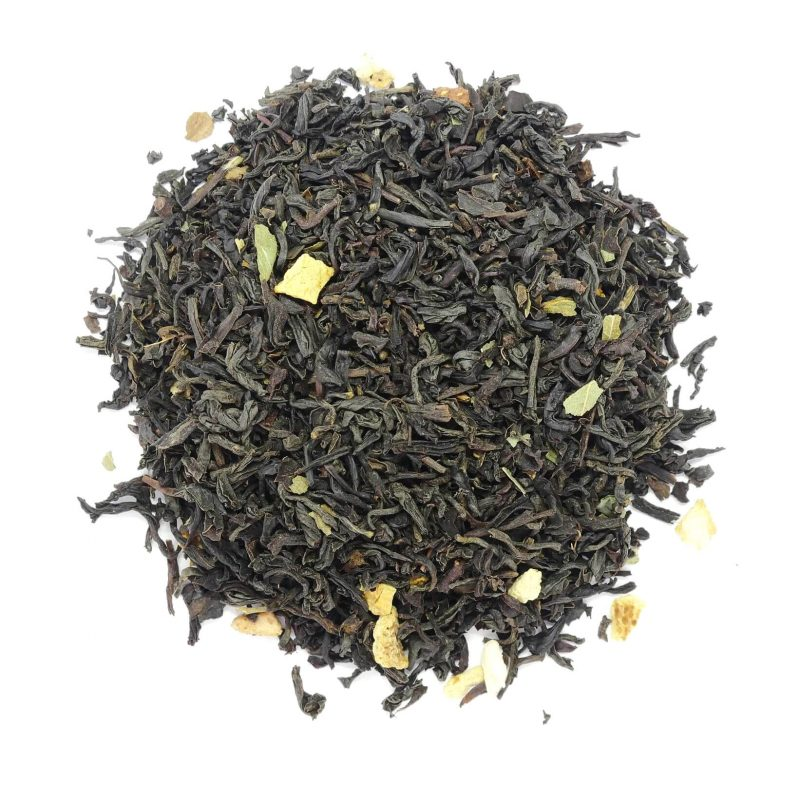 Bild på te Morgonsol