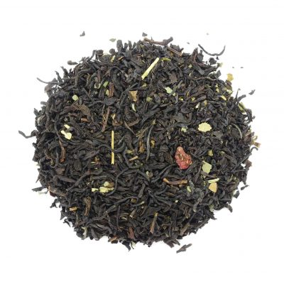 Bild på te Smultron