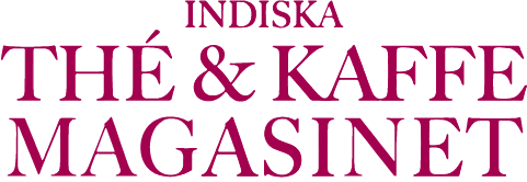 indiska thé & kaffe magasinet logotyp
